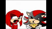 sonic and shadow and knuckles کارتون سونیک